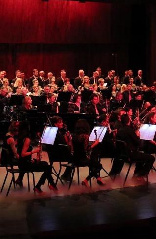 Новогодишњи концерт - РОК ОПЕРА