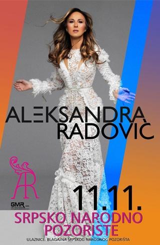 CARSTVO - Solistički koncert Aleksandre Radović