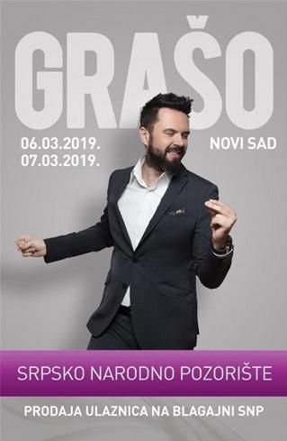 Petar Graso - Concert