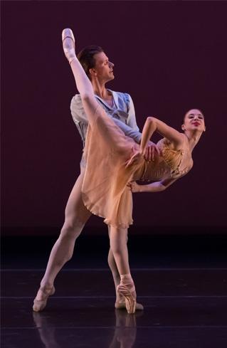 Stars of New York City Ballet