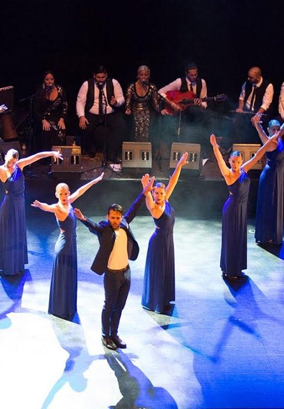 Barcelona flamenco ballet